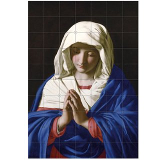 The Virg in Prayer / IXXI ウォールピクチャー