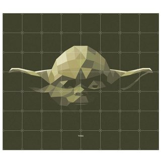 Star Wars SW Icon : Yoda / IXXI ウォールピクチャー