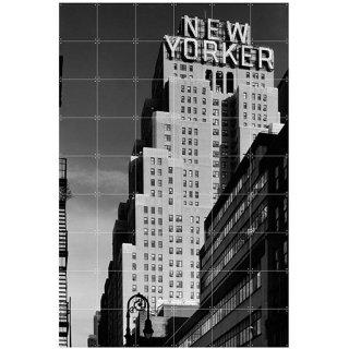 New Yorker / IXXI ウォールピクチャー