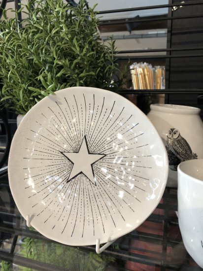 LIBERTY-Star plate