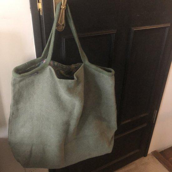 Paris Tote Bag - Khaki