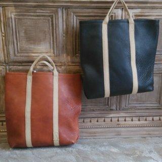 BAA COSTUME MFG./Buffalo Leather Tote Bag