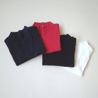 Glacon/Mock Neck Tee