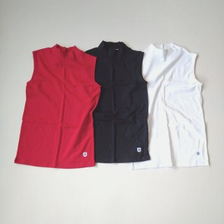 Glacon/Mock Neck No Sleeve
