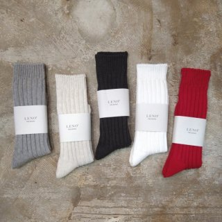 LENO<br>THE SOCKS Cotton Rib Socks<br>25-27cm ( Big )