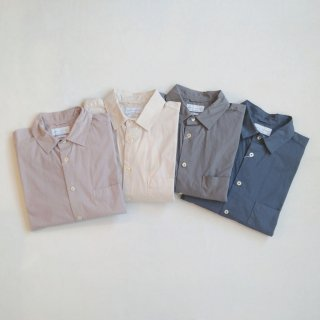 Manual Alphabet<br>LOOSE FIT REGULAR COLLAR SHT 【メール便にてお届け致します】