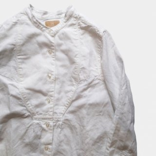 <img class='new_mark_img1' src='//img.shop-pro.jp/img/new/icons56.gif' style='border:none;display:inline;margin:0px;padding:0px;width:auto;' />Nigel Cabourn ーWOMANー<br>DRESS SHIRT C/L DUNGAREE