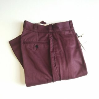 <img class='new_mark_img1' src='//img.shop-pro.jp/img/new/icons8.gif' style='border:none;display:inline;margin:0px;padding:0px;width:auto;' />LENO <br>WIDE CHINO TROUSERS