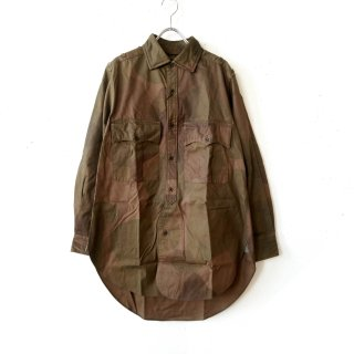 <img class='new_mark_img1' src='//img.shop-pro.jp/img/new/icons8.gif' style='border:none;display:inline;margin:0px;padding:0px;width:auto;' />Nigel Cabourn<br>40s BRITISH ARMY SHIRT - CAMO