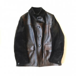 <img class='new_mark_img1' src='https://img.shop-pro.jp/img/new/icons8.gif' style='border:none;display:inline;margin:0px;padding:0px;width:auto;' />Nigel Cabourn<br>CANADIAN WORK LEATHER JACKET