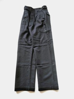 <img class='new_mark_img1' src='//img.shop-pro.jp/img/new/icons8.gif' style='border:none;display:inline;margin:0px;padding:0px;width:auto;' />Nigel Cabourn ーWOMANー<br>BATTLE DRESS PANT / TWILL