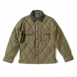 <img class='new_mark_img1' src='https://img.shop-pro.jp/img/new/icons8.gif' style='border:none;display:inline;margin:0px;padding:0px;width:auto;' />FILSON<br>HYDER QUILTED JAC-SHIRT