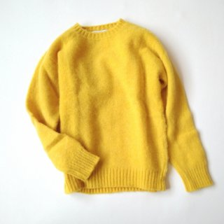 <img class='new_mark_img1' src='//img.shop-pro.jp/img/new/icons8.gif' style='border:none;display:inline;margin:0px;padding:0px;width:auto;' />Shetland Woollen Co.<br>Crew Neck<br>Plain Shaggy Dog