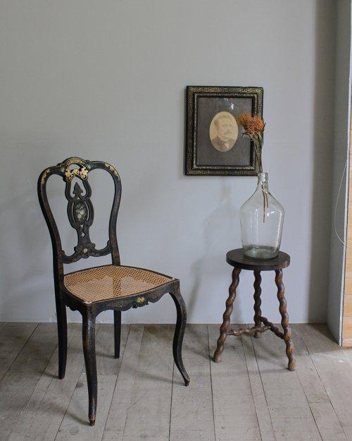 Rattan seat Chair