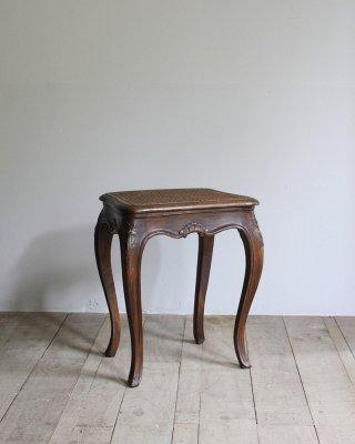 Rattan seat Stool