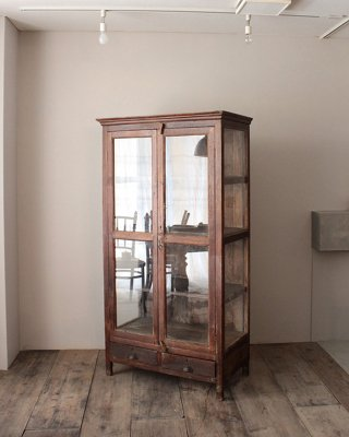 Glass Cabinet