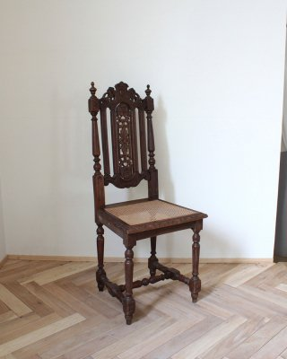 Carolian Chair<img class='new_mark_img2' src='https://img.shop-pro.jp/img/new/icons5.gif' style='border:none;display:inline;margin:0px;padding:0px;width:auto;' />