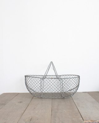 Wire Basket<img class='new_mark_img2' src='https://img.shop-pro.jp/img/new/icons5.gif' style='border:none;display:inline;margin:0px;padding:0px;width:auto;' />