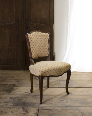 Fabric Chair .b