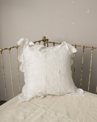 Linen Cushion Cover .a