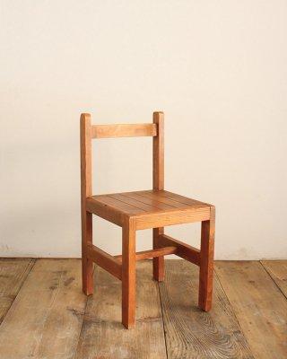 ウッドチェアb  Wood Chair