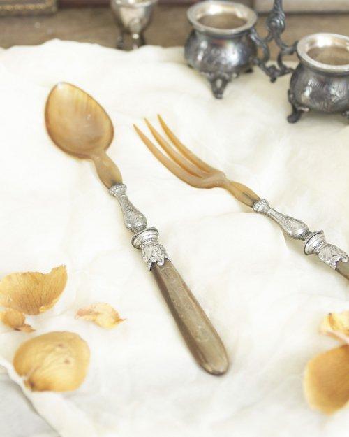 シェルスプーン  Shell Spoon