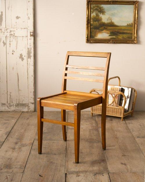 チェアc/ルネ ガブリエル  Stacking Chair / ReneGabriel