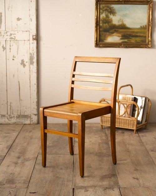 チェアb/ルネ ガブリエル  Stacking Chair / ReneGabriel