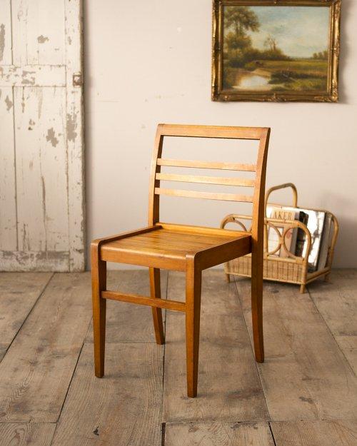 チェアa/ルネ ガブリエル  Stacking Chair / ReneGabriel
