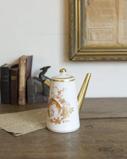 セラミックポット  Ceramic Pot  LIMOGES