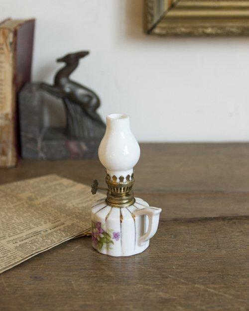 オイルランプ  Oil Lamp