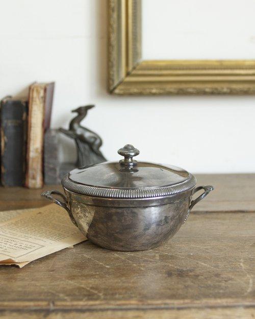 シルバースープチュリーン  Silver Soup Tureen