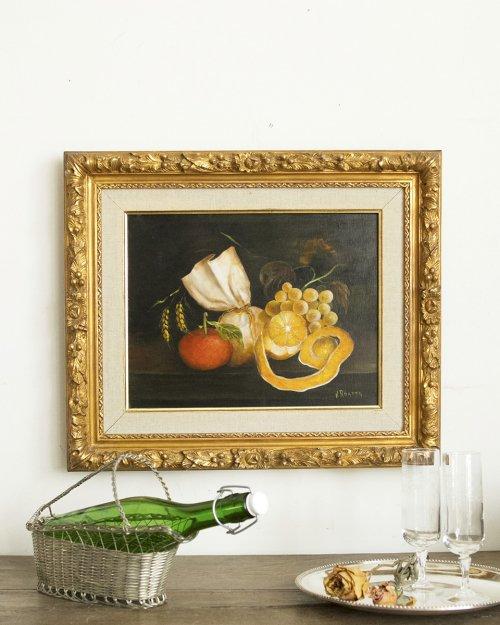 """ウォールアート""""果物""""  Wall Art"""