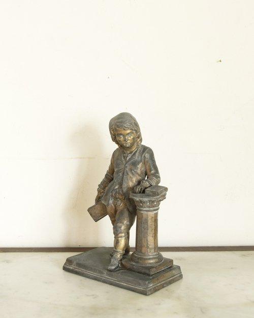 ブロンズ像  Bronze Statue