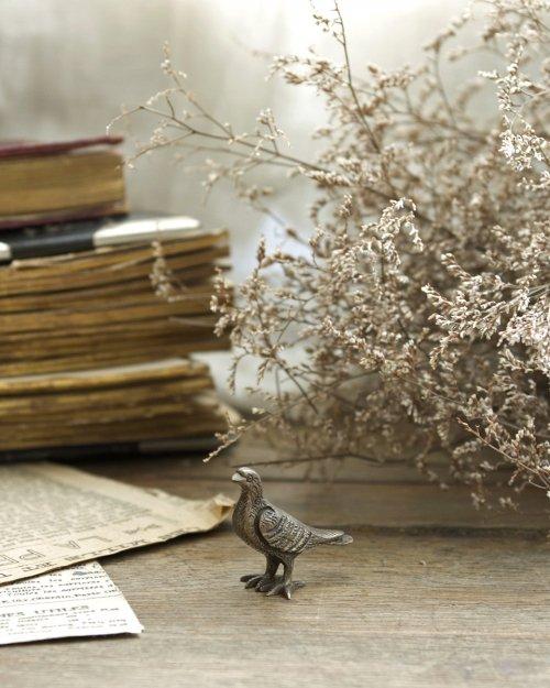 """真鍮オブジェ """"鳥""""  Brass Object """"Bird"""""""