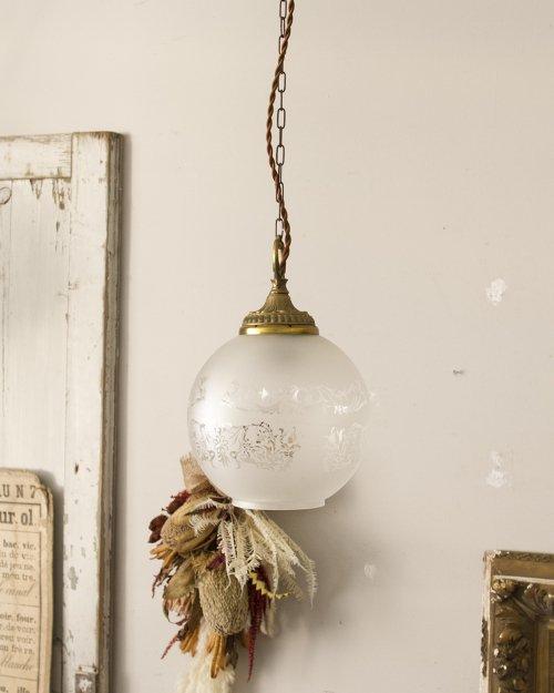 ペンダントランプ  Pendant Lamp