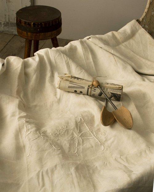 リネンシーツ.b  Linen Sheets