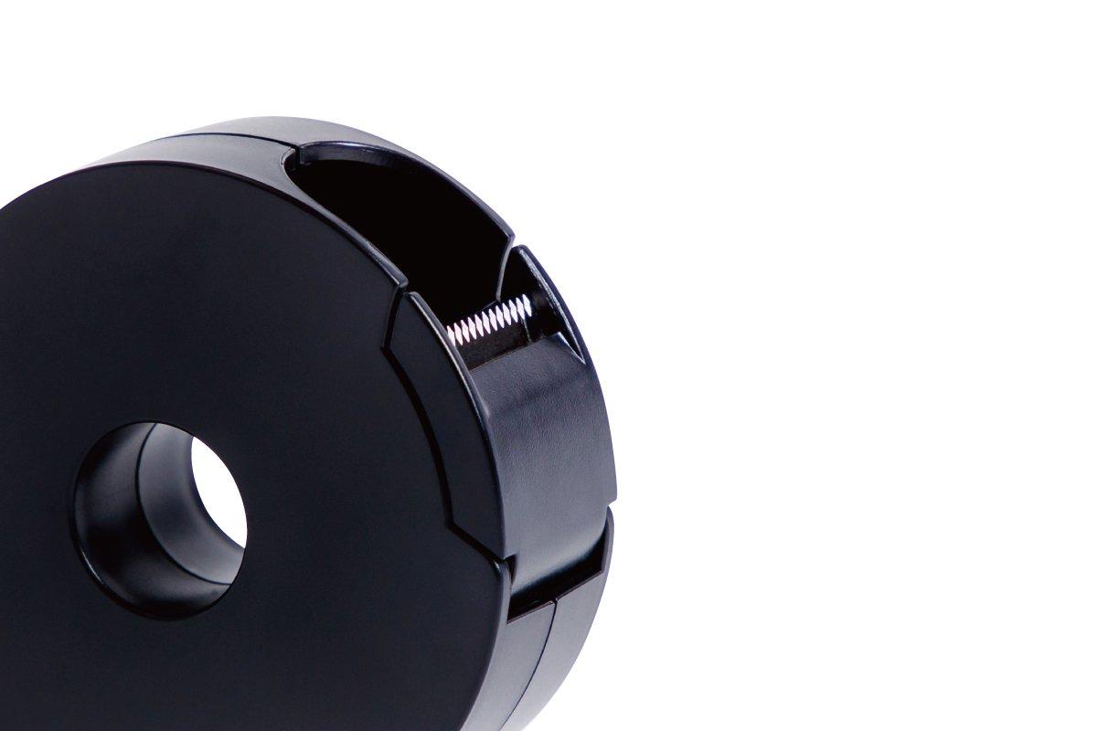 テープカッター小(黒)