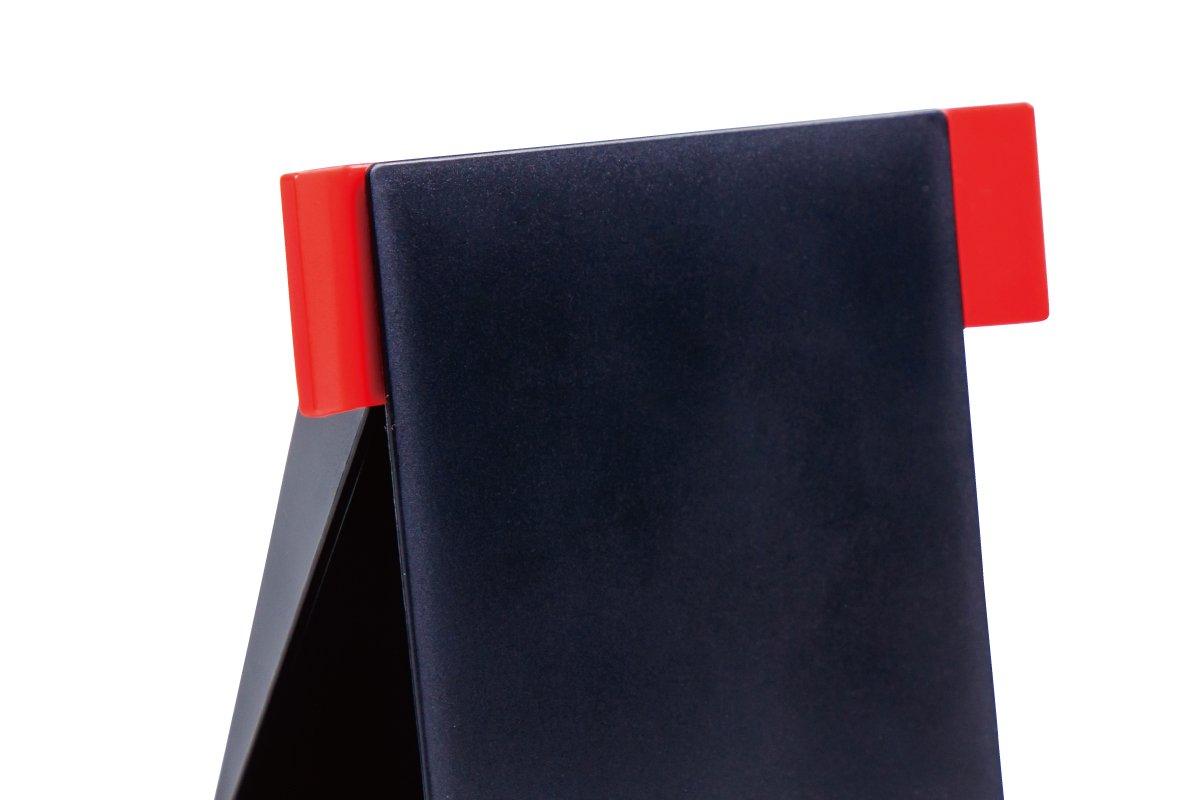 ペーパースタンド(黒×赤)
