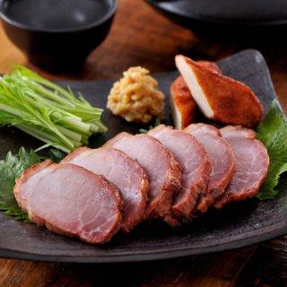 西郷どん味噌®仕込み炭焼き黒豚麦みそ焼豚