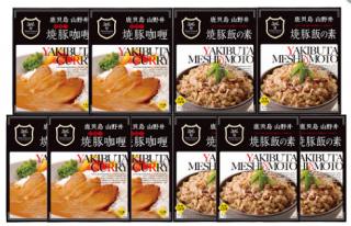 焼豚カレー・飯の素セット(RT-56)