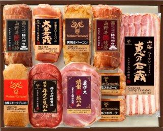 日光東照宮献上醤油使用山野井焼豚バラエティセット(YT-100)
