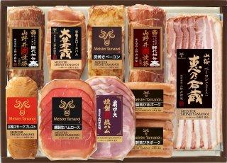 YT-101 日光東照宮献上醤油使用山野井焼豚バラエティセット