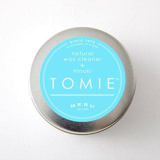 TOMIE(トミエ)お掃除ワックスクリーナー 80g
