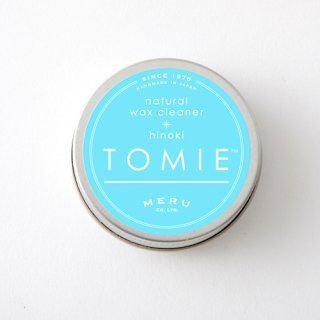 TOMIE(トミエ)お掃除ワックスクリーナー 50g