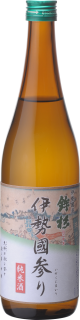 鉾杉 純米酒 伊勢國参り720ml