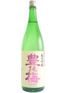 純米吟醸豊能梅720ml