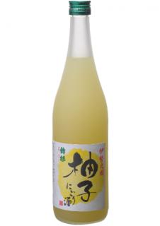 鉾杉 柚子にごり酒 720ml