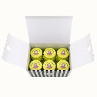 【オンラインショップ限定】アマビエプリン ゆず&ビタミンC 6個入