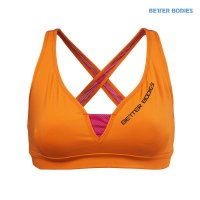 Better Bodies Contrast Short Top 110735